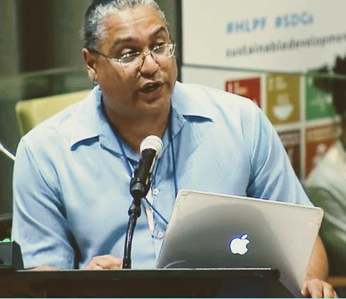 Roberto at HLPF SDG 2018.png