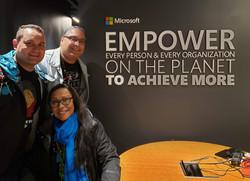 Indigenous Tech Workshop at Microsoft, 2019