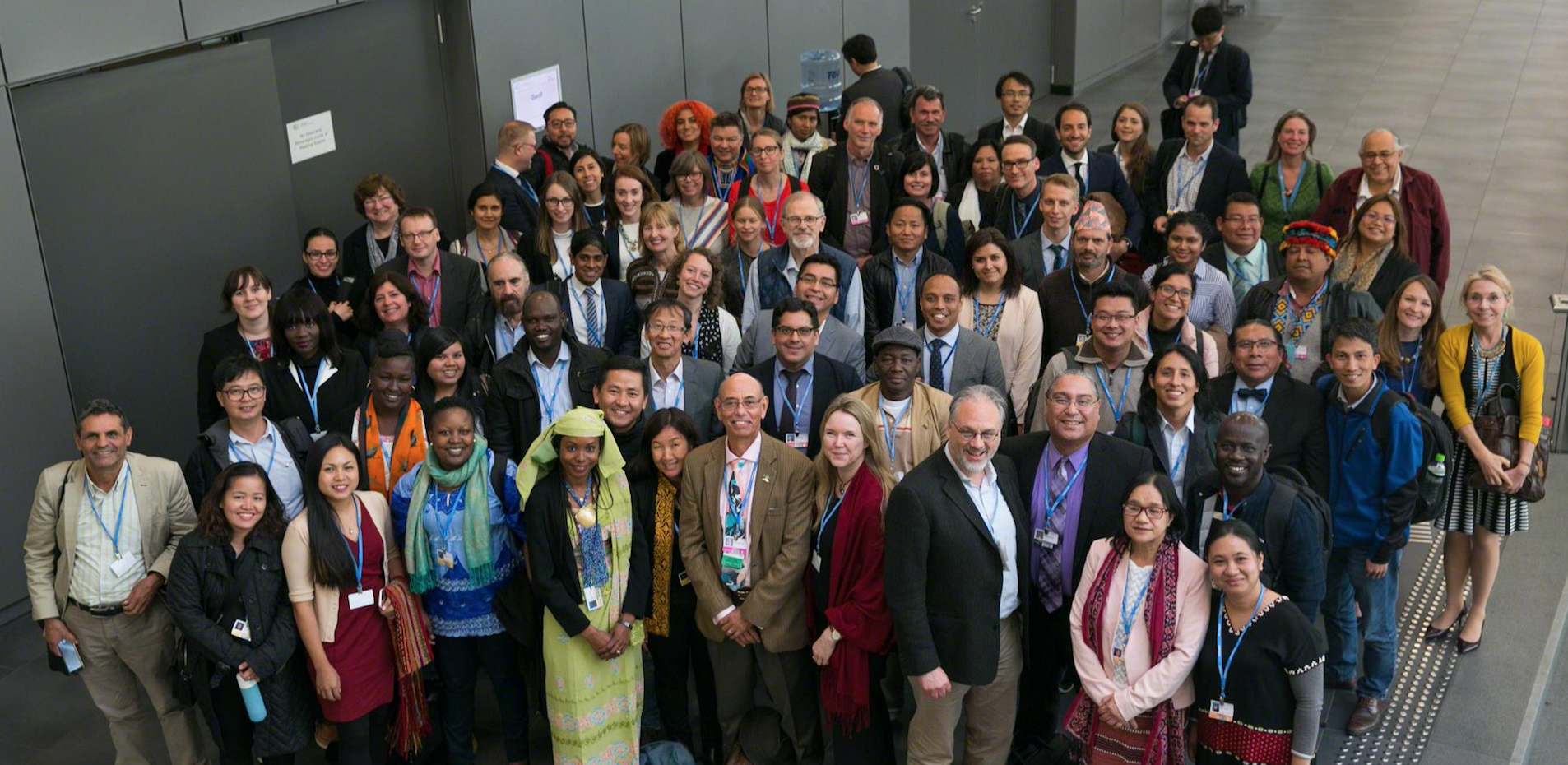 LCIPP workshop group photo, Bonn, Germany, 2018