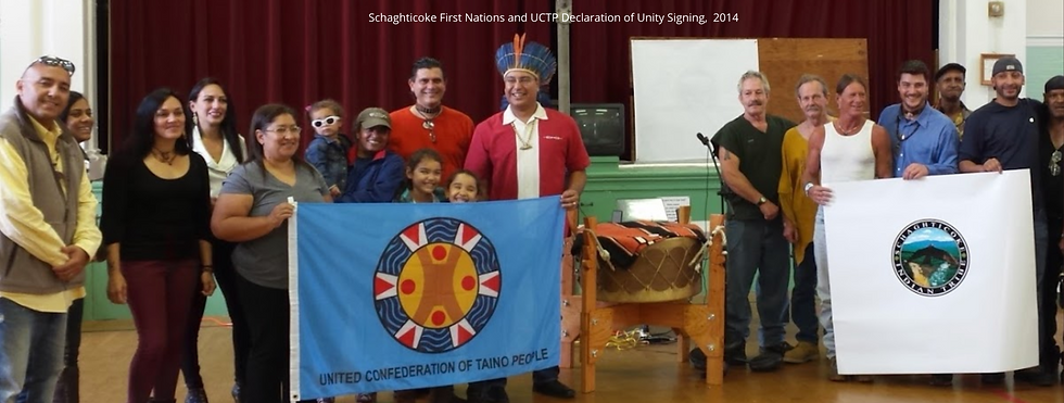 Schaghticoke First Nations and UCTP Decl