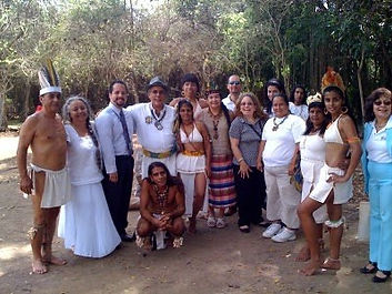 Taino people in Puerto Rico work with US Census