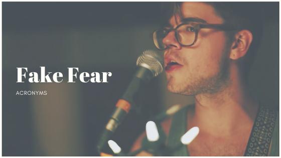 Fake Fear