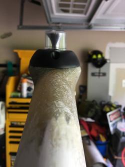 Custom fiberglass for beacon