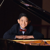Orion Wins Top Prize at the St. Paul Piano Teachers Concerto Competition!!  Bea Awarded Third Place!