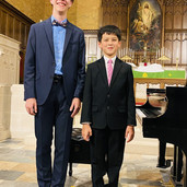 Andre & Will Soar at Piano Texas.  Orion Receives Rave Reviews at Yellow Barn.