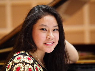 Nita Qiu Wins the Top Prize of Schubert Club's Senior Division; Orion Kim Receives Honorable Mention