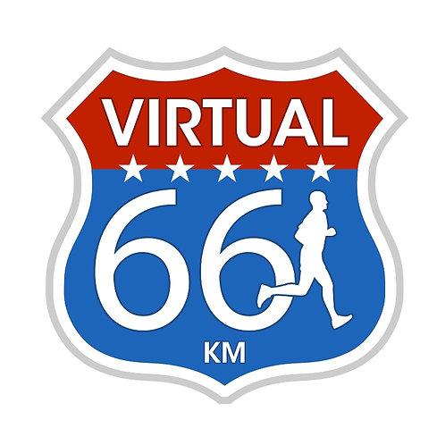 Virtual 66km - Run Challenge