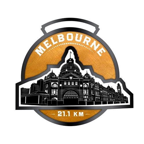 Melbourne Half Marathon - Virtual Challenge