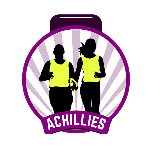 Achillies - Virtual Run Challenge