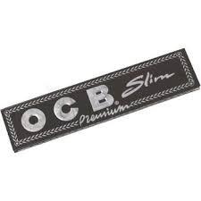 Dünnes Papier von OCB schwarz