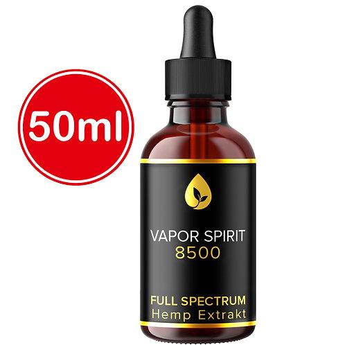 Organic CBD oil + 17% (18%) 50ml