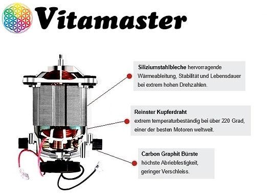 vitamix motor
