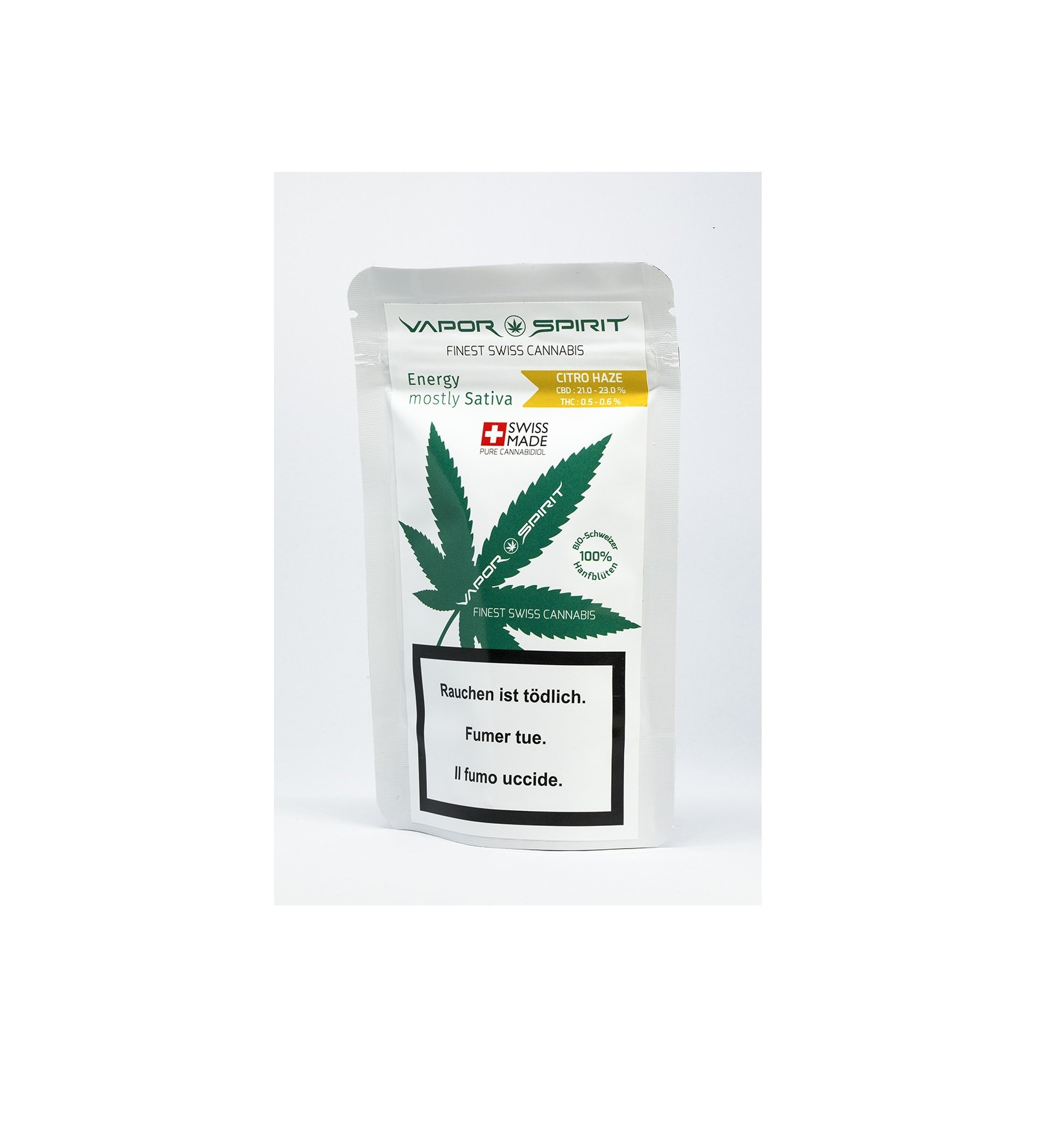 Vaporizer Cannabisblüten