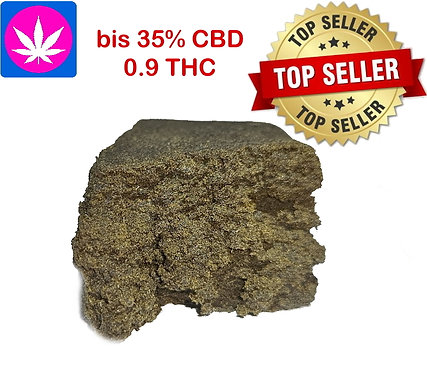 CBD Extract Super Dark Caramel from 4gr. up to 1kg