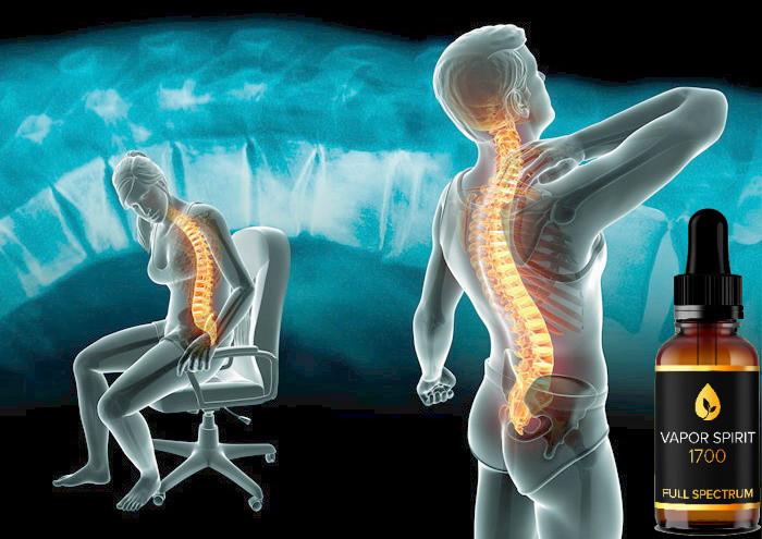cbd öl Rückenschmerzen
