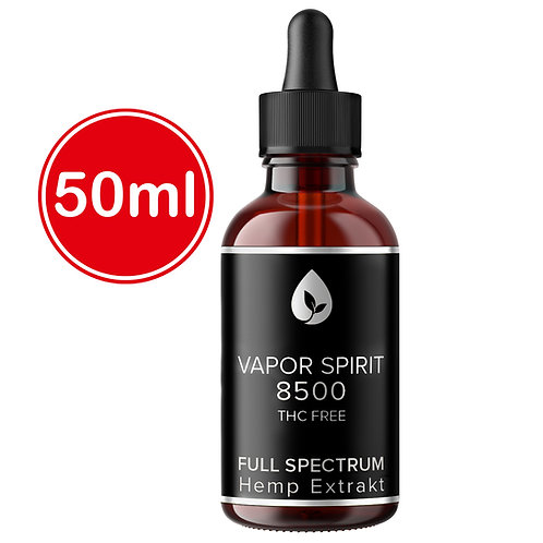 Bio CBD Öl THC FREI +17% (18.3%) 50ml