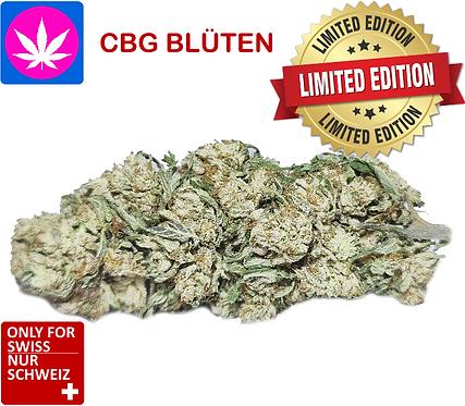 White Widow CBG Blüten | Glashaus CBG Blüten, ab 2gr. bis 500gr.