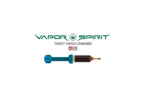 Vapor Spirit Extrakt 50%. Hochwertige Qualität. Alle Inhaltstoffe der Cannabispflanze enthalten.