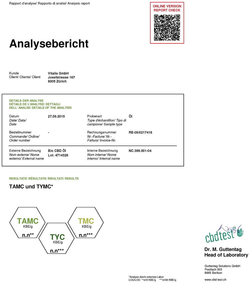 cbd test schweiz