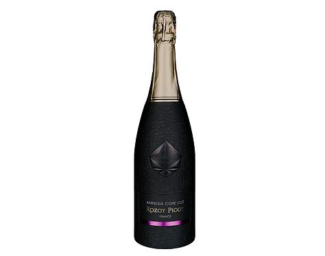 CBD Champagner Rozy Picot