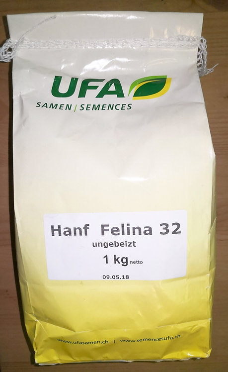 Hanfsamen Felina 1kg