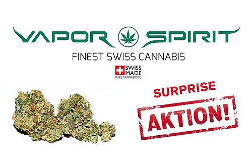 Vapor Spirit Indoor Mix. Höchste Schweizer Qualität.