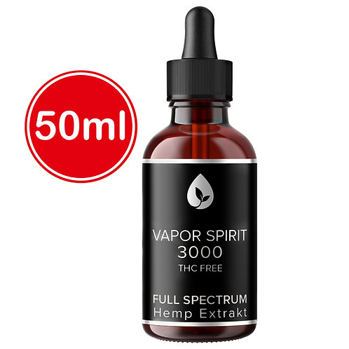 Organic CBD oil THC FREE + 6% (6.6%) 50ml