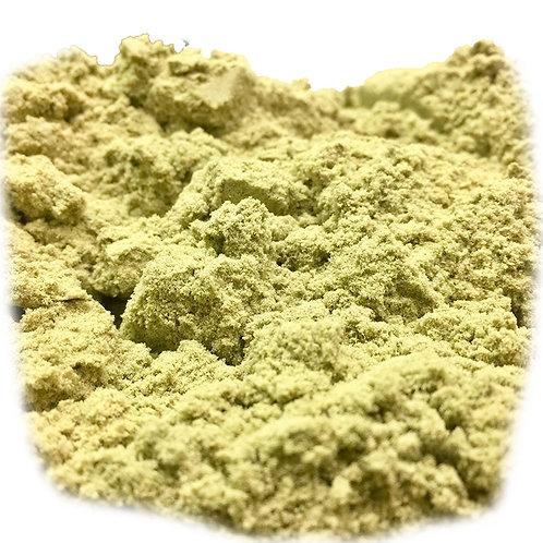 CBD Kiff, Kief | CBD Pollen. 1. Siebung: Erste und reinste Qualität