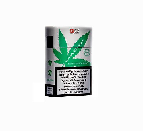 Vapor Spirit Zigaretten als Nikotinersatz ohne Zusatzstoffe