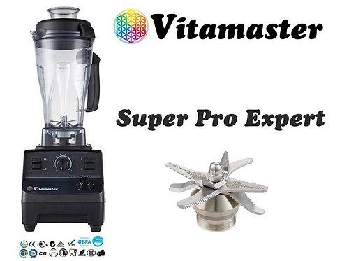 VITAMASTER SUPER PRO EXPERT 2300 WATT MIT VECU RACING SCHWARZ-METALLIC