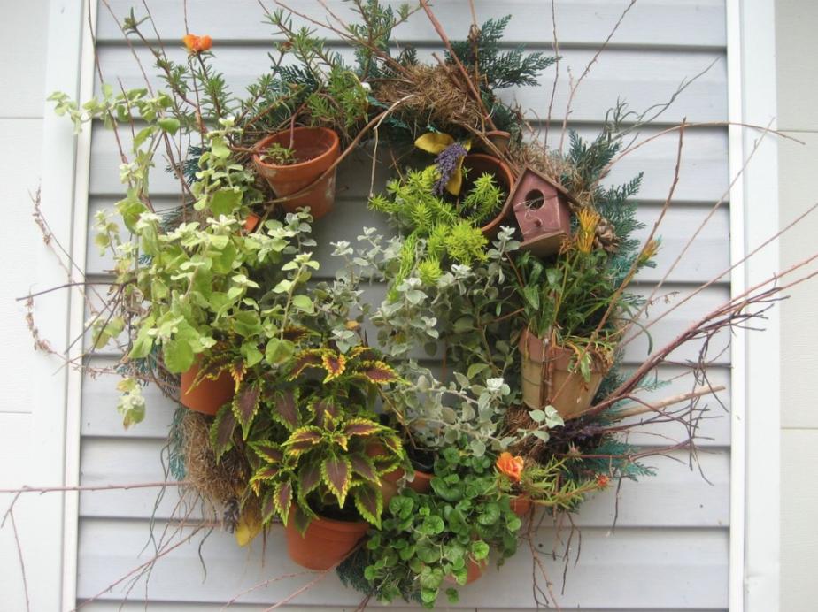 Summer Solstice Wreath