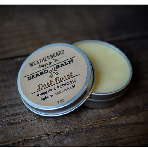Dark Roast Beard Balm