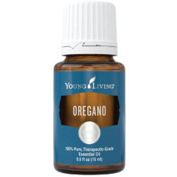 Oregano Essential Oil (Origanum vulgare)