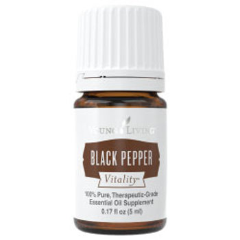 Black Pepper 5 ml (Piper nigrum)