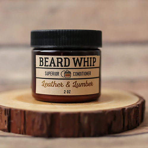Leather & Lumber Beard Whip