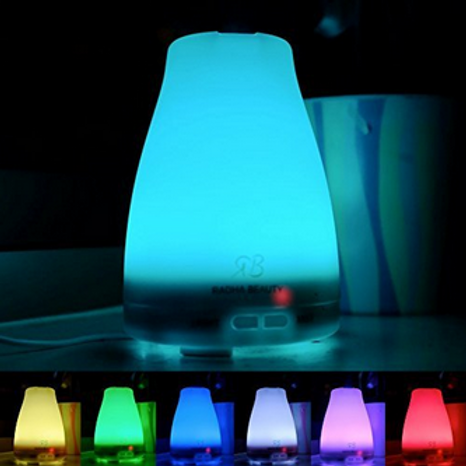 Aromatherapy Essential Oil Diffuser (7 Colors)