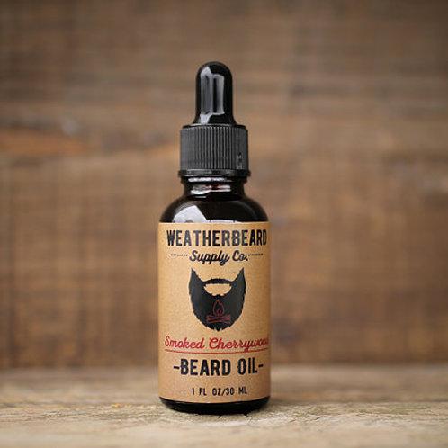 Smoked Cherrywood Beard Oil