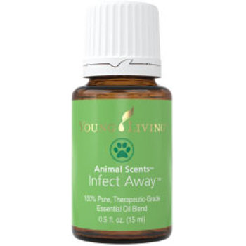 Animal Scents Infect Away 15 ml