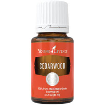 Cedarwood Essential Oil 15 ml