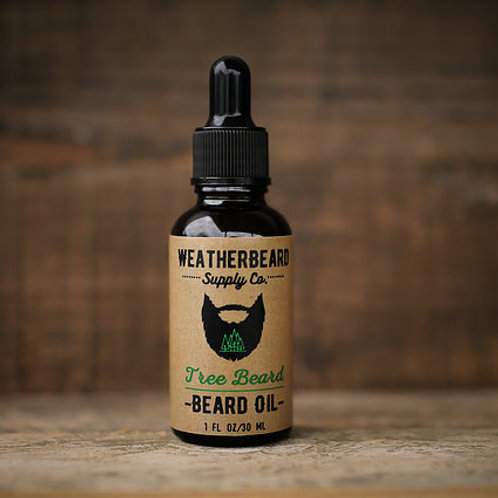 Treebeard Beard Oil