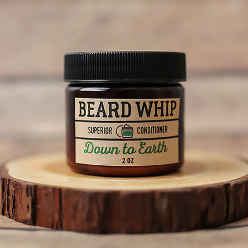 Down to Earth Beard Whip