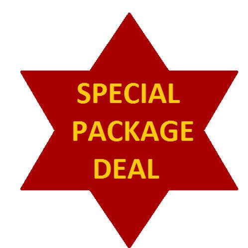 Massage Package Deals