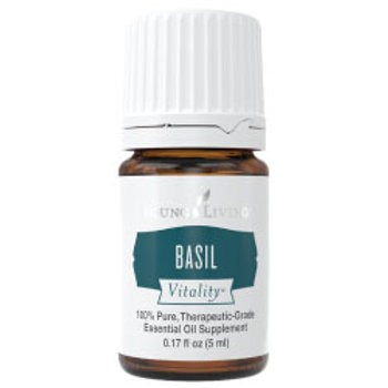 Basil Vitality Essential Oil 5 ml