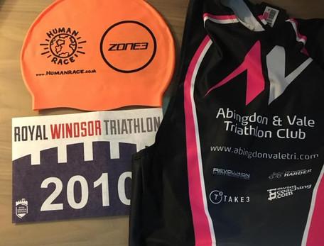 Triathlon race day kit list by Sorrel