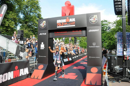 First Ironman 70.3 – Jonkoping, Sweden
