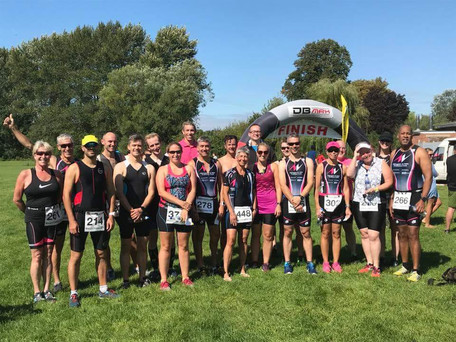 12 reasons to join the Abingdon and Vale Triathlon Club