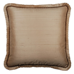 Pleated Ruffle Pillow