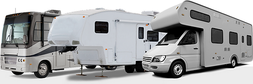 Outdoor RV storage Edmonton & Sherwood Park