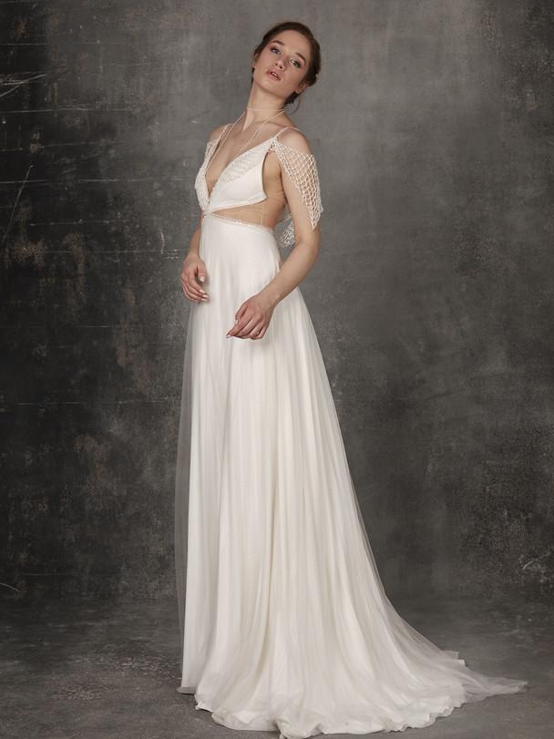 Wedding Dress SKU 202007