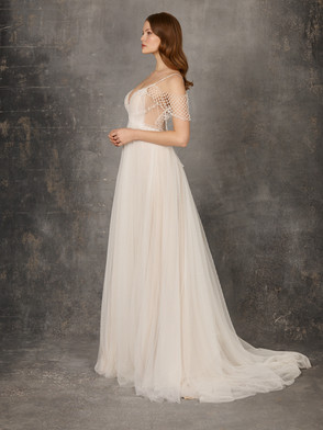 Wedding Dress SKU 202008